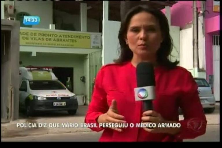 Cantor ameaça funcionários em posto de saúde - Bahia - R7 ...