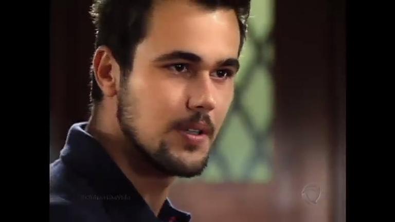 Tomás discute com Ivonete ao descobrir que ela escondeu a ...