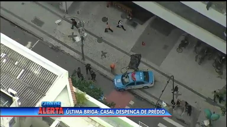 Dois homens morrem ao cair de um apartamento em Copacabana ...
