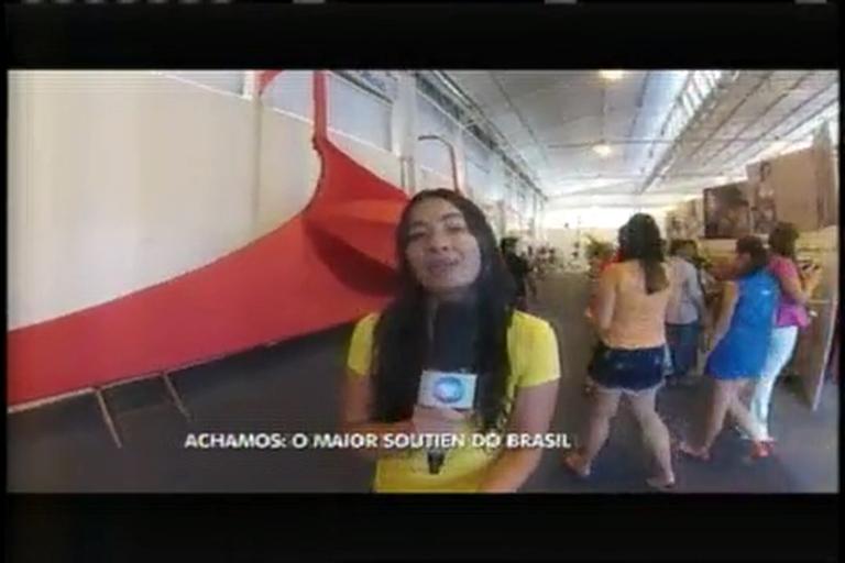Achamos em Minas: veja as novidades da feira de lingerie de Juruaia