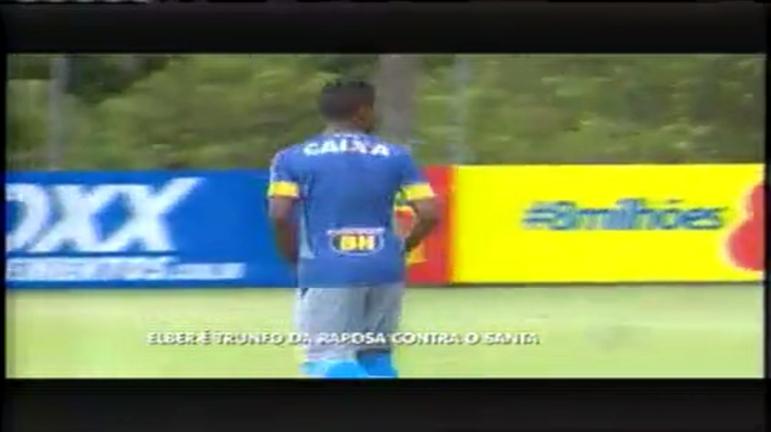 Esporte: Cruzeiro enfrenta o líder Santa Cruz