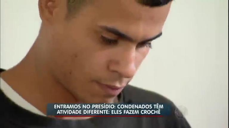 Balanço Geral SP entra em um dos presídios mais perigosos do Brasil