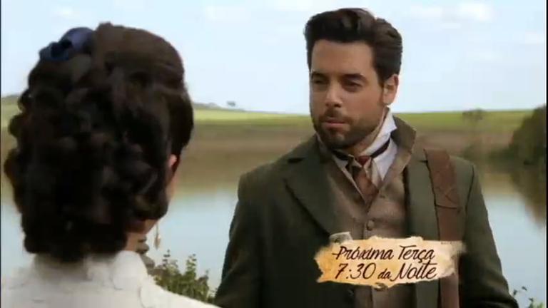 Maria Izabel fará de tudo para ficar com Miguel; não perca a estreia de Escrava Mãe
