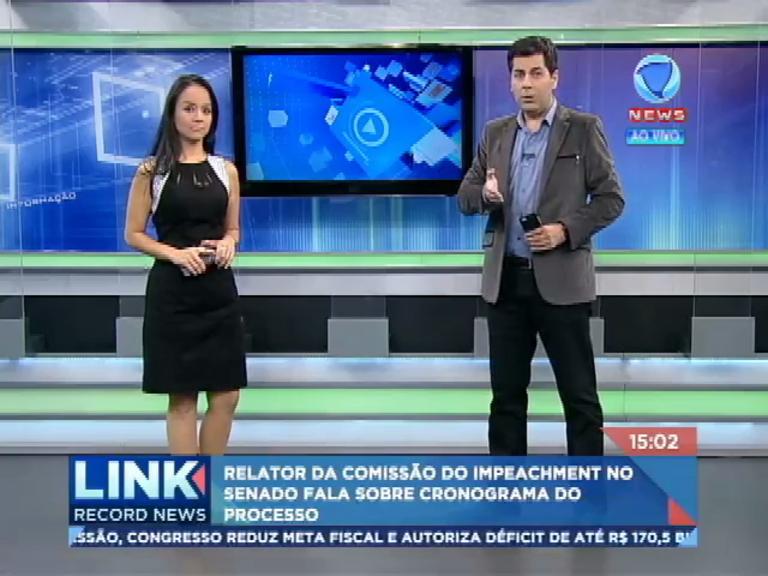 Veja na íntegra o Link Record News primeira edição desta quarta-feira (25)