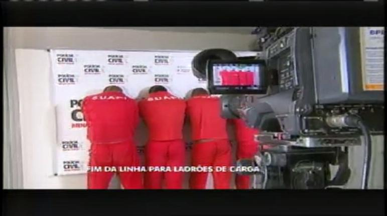 Quadrilha de carga tem 16 integrantes presos pela polícia - Minas ...