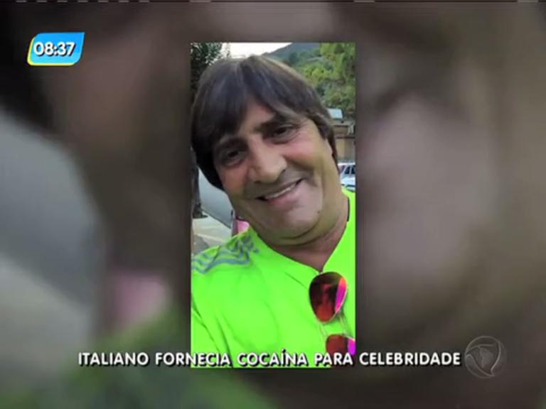 Traficante de luxo que vendia cocaína para celebridades é preso ...
