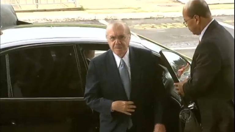 Gravações do ex-presidente da Transpetro, Sérgio Machado, atingem José Sarney