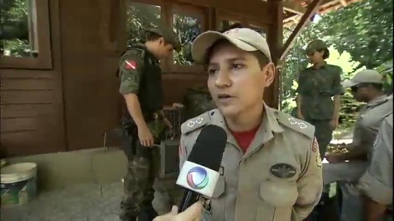 Exército sai às ruas de Belém ( PA) e resgata mais de 100 bichos ...