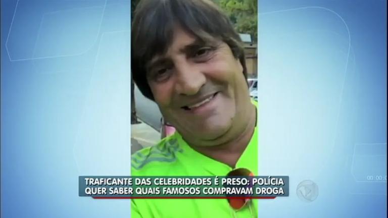 Traficante das celebridades é preso no Rio de Janeiro - Notícias ...