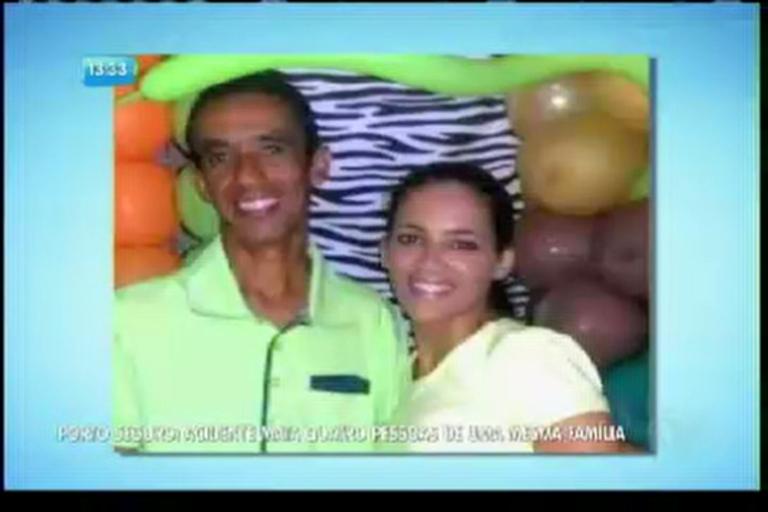 Acidente mata seis pessoas da mesma família em Porto Seguro ...