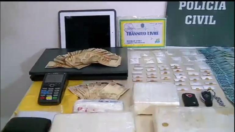 Tráfico de luxo: Polícia descobre esquema para abastecer bairro ...