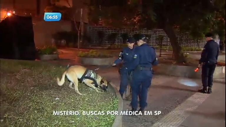 Guardas civis procuram na avenida Paulista por médica desaparecida