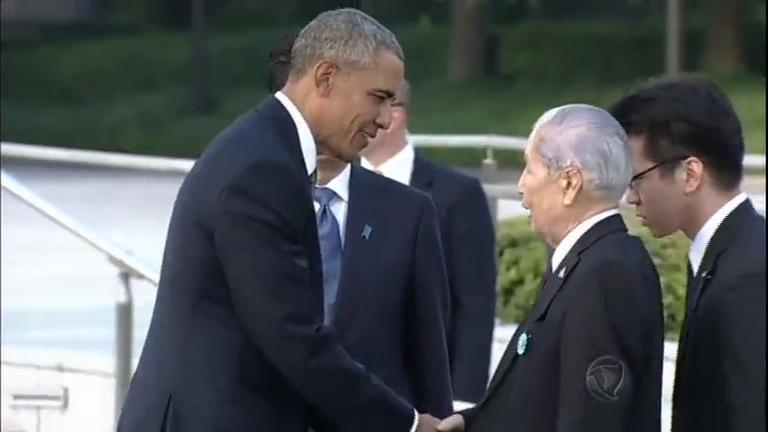 Barack Obama faz visita histórica a Hiroshima - Notícias - R7 Fala ...