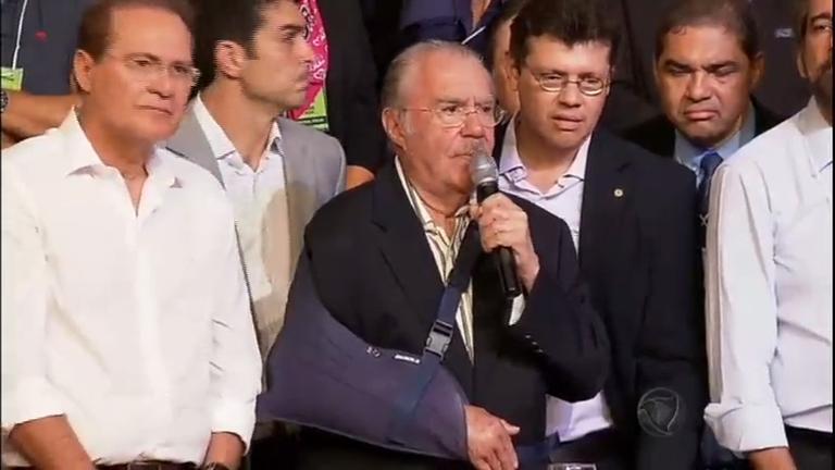 Áudios gravados por Sérgio Machado comprometem José Sarney