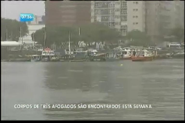 Corpos de 3 afogados são encontrados esta semana - Bahia - R7 ...