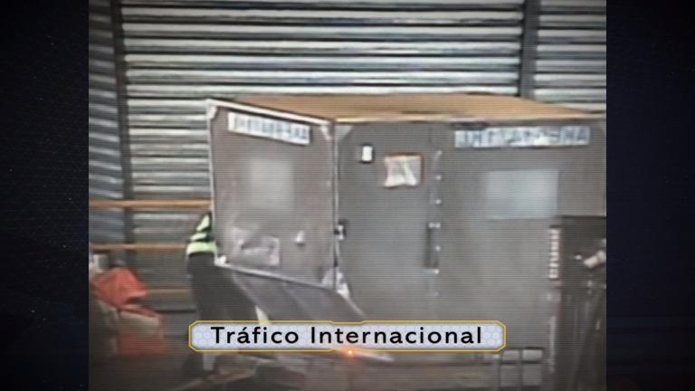 Domingo Espetacular revela esquema de tráfico internacional de ...