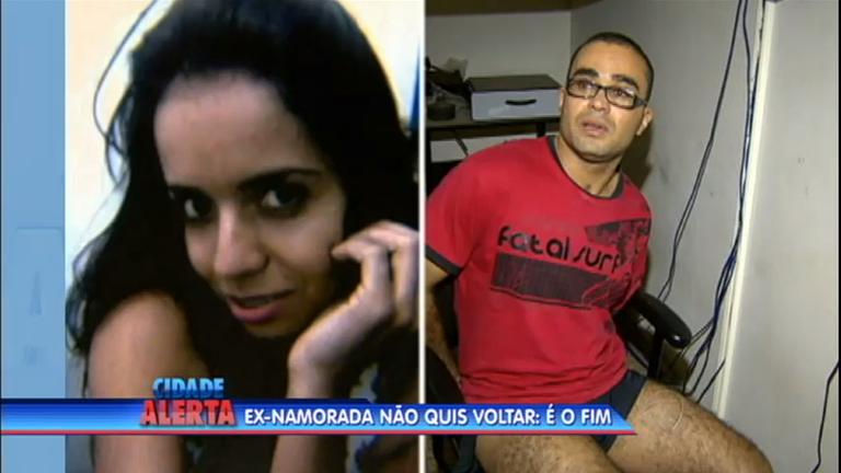 Homem é preso após matar ex- namorada a facadas em Contagem ...