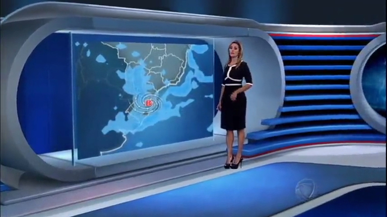 Veja a previsão do tempo para este sábado (28) em todo o País ...