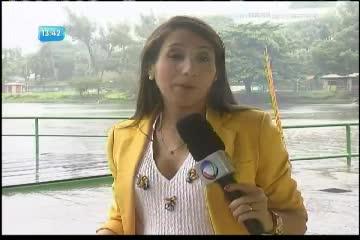 Fim de semana chuvoso em Salvador - Bahia - R7 Balanço Geral BA