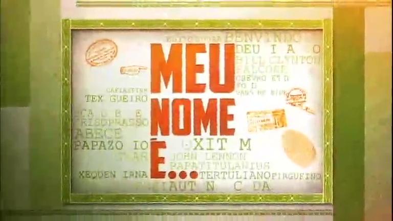 Série do JR fala sobre as curiosidades dos nomes dos brasileiros
