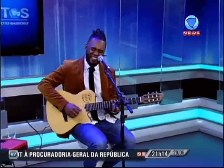Walmir Borges se apresenta no JR News Talentos deste domingo (29)