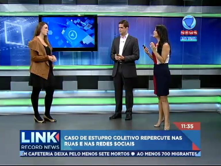 Defensora Pública fala sobre as investigações do caso de estupro coletivo no Rio de Janeiro