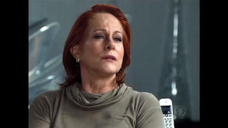 Beatriz diz que vai sair de casa, e Vilma e Antônio discutem ...