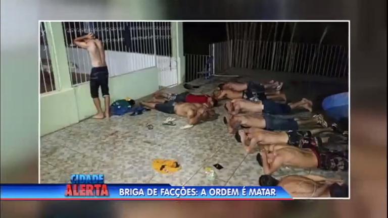bandido é executado por gangue rival em Aparecida de Goiânia (GO)