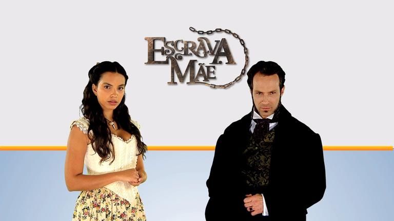 Gabriela Moreyra e Fernando Pavão falam sobre a estreia de Escrava Mãe no Hoje em Dia desta terça