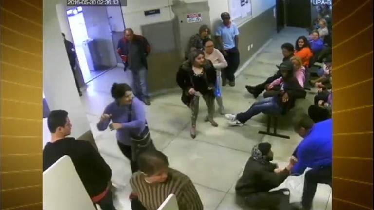 Médico e paciente brigam dentro de UPA em Cascavel (PR)