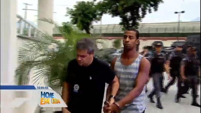 Polícia prende dois suspeitos de estupro coletivo de jovem no Rio de Janeiro