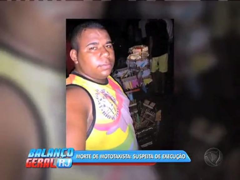 Mototaxista é morto em Guadalupe - Rio de Janeiro - R7 Balanço ...