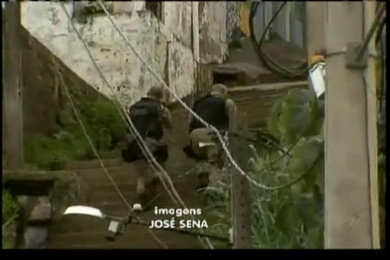 Oito policiais assassinados em cinco meses na Bahia - Bahia - R7 ...