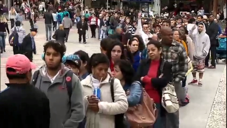Desemprego aumenta e atinge mais de 11 milhões de brasileiros