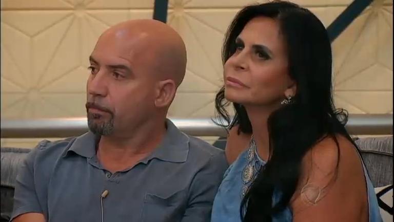 Gretchen e Carlos são eliminados do Power Couple Brasil