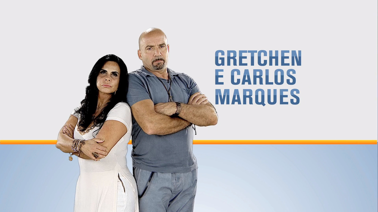 Gretchen e Carlos falam sobre a saída do Power Couple no Hoje ...