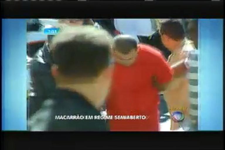 Macarrão é transferido para regime semiaberto em Minas - Minas ...