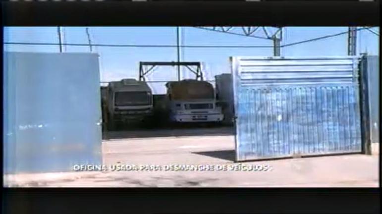 Polícia encontra desmanche de caminhões na Grande BH - Minas ...