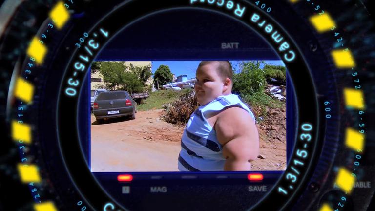 Câmera Record desta quinta mostra o drama do menino de cinco ...