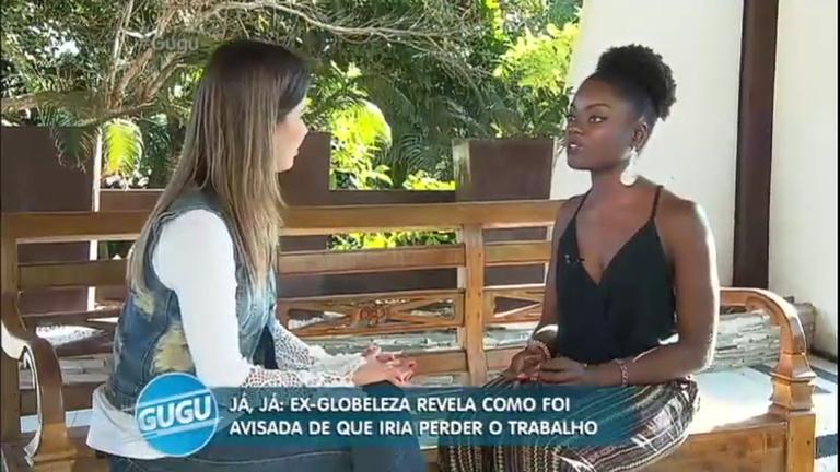 Demitida após sofrer racismo, ex-Globeleza Nayara Justino diz que ...