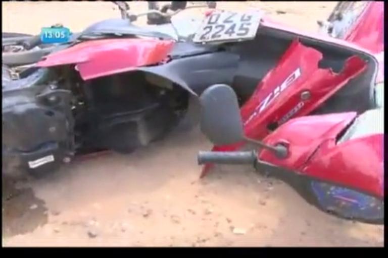 Mortes nas estradas: imprudência é a principal causa de acidentes ...