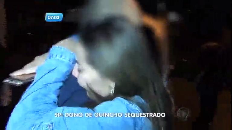 Dono de guincho é sequestrado na rodovia Ayrton Senna - Notícias ...