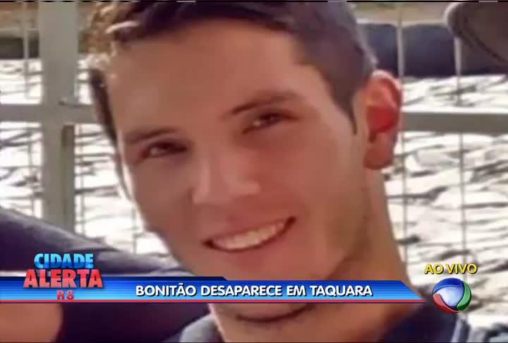 Bonitão desaparece em taquara - Rio Grande do Sul - R7 Cidade ...