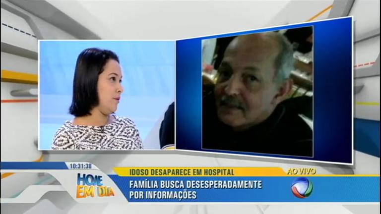 Paciente idoso some de hospital público de São Paulo e ninguém ...