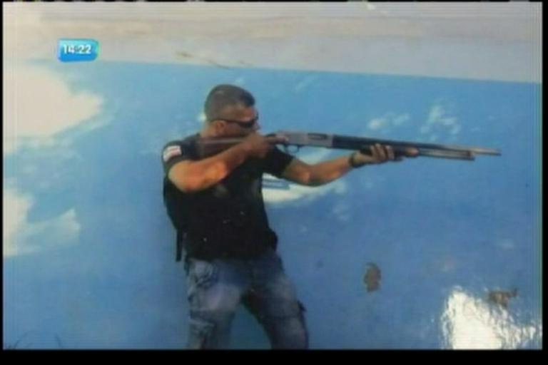 Vigia é preso por assassinato em Feira de Santana - Bahia - R7 ...