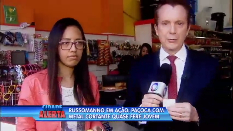 Celso Russomanno cobra solução em caso de paçoca com pedaço ...