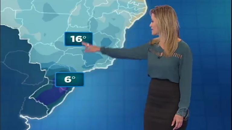Fim de semana será chuvoso em parte do Sudeste, Centro-oeste e ...