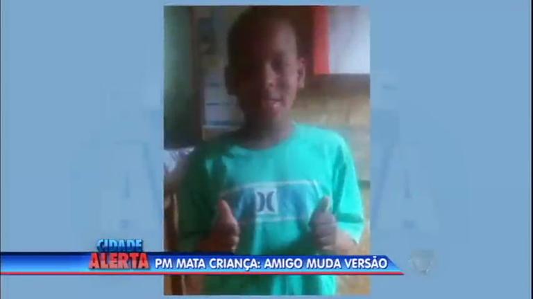 Reviravolta: amigo diz que menino de 10 anos foi executado pelos ...