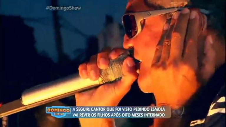 Após oito meses internado, cantor Marquinhos Mattos deixa clínica ...