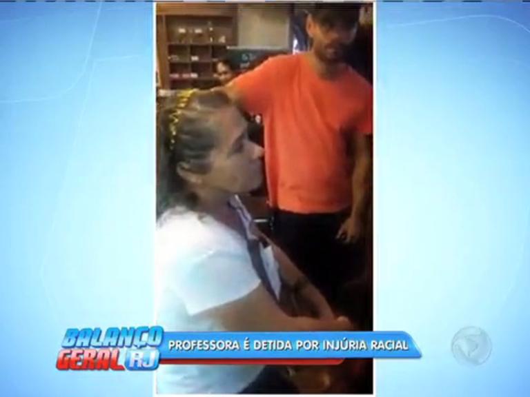 Professora é detida por injúria racial na rodoviária de Niterói; veja ...